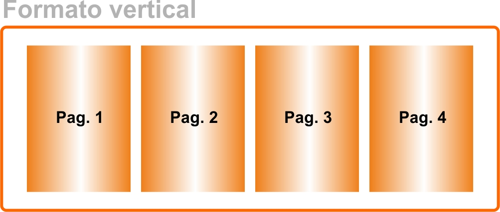 Formato vertical correcto