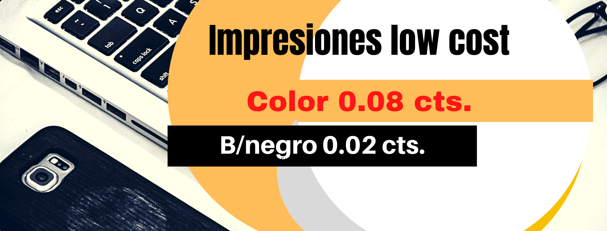 impresiones low cost